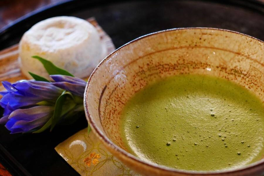 Il te Matcha - un superfood dalle mille sorprese